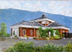 丘の上の喫茶店